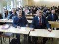 Aleksander Kwa�niewski m�wi� w Piotrkowie o bezpiecze�stwie