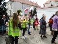 Ulicami Piotrkowa przeszed� Marsz dla �ycia i Rodziny