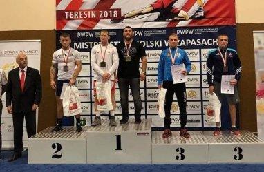 Trzy medale Mistrzostw Polski dla zawodników AKS-u