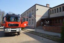 Pożar w Szkole Podstawowej w Sulejowie [AKTUALIZACJA]