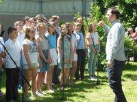 Festiwal Letni w Pañstwowej Szkole Muzycznej