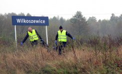 ¦mieræ na torach w gminie Gorzkowice