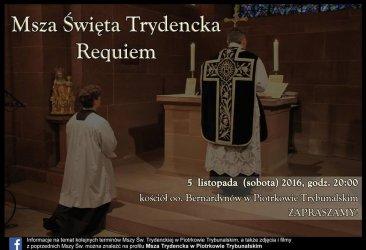 Msza Trydencka w rycie rzymskim