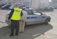 74-letni z³odziej zatrzymany
