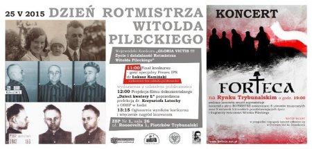 W Piotrkowie zagrają dla rotmistrza Witolda Pileckiego