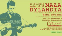 Lubisz Dylana? Pos³uchaj piosenek noblisty w wykonaniu piotrkowskich artystów