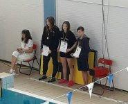 Cztery medale piotrkowskich Delfinków