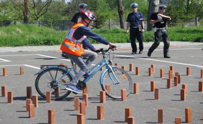 Wojewódzki Finał Turnieju Bezpieczeństwa w Ruchu Drogowym