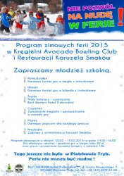 Ferie w Avocado Bowling Club