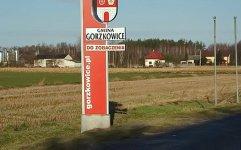 Witacze w gminie Gorzkowice