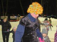 Rodzinny festyn na lodowisku