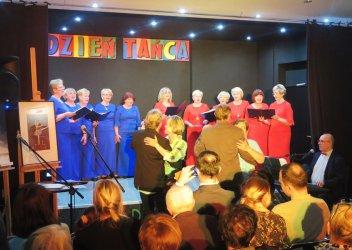Świętowali Dzień Tańca w OEA MOK