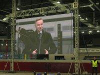 Arena lodowa w Tomaszowie oficjalnie otwarta