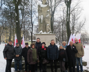 U¶wietnili rocznicê wyzwolenia Piotrkowa