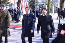 Prezydenci Polski i Wêgier w Piotrkowie [GALERIA]