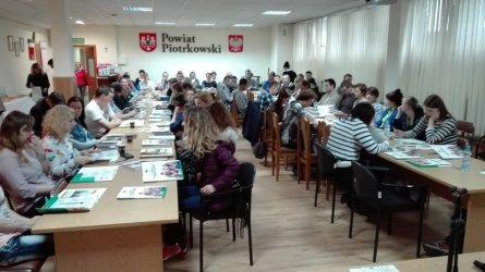 """Piotrków. Seminarium """"ABC biznesu"""" rozpoczęte"""