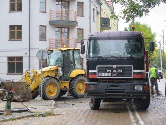 Ruszają prace na pl. Zamkowym w Piotrkowie