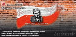 """70. rocznica ¶mierci """"Warszyca"""""""