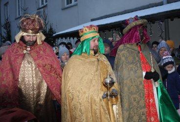 Trzej Królowie pojawili się w Piotrkowie