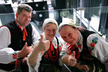 Przystanek 60+ przyciągnął tłumy do Łódzkiego Domu Kultury