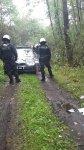 Kibole napadli na policjantów
