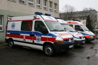 Nowoczesne karetki w Szpitalu Wojewódzkim