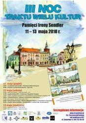 Weekend w Piotrkowie pełen atrakcji. Rusza III Noc Traktu Wielu Kultur