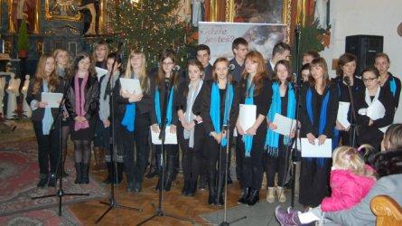 Piotrków. Koncert kolęd w kościele