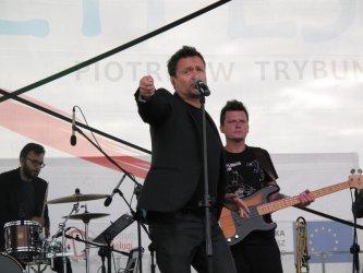 Jacek Kawalec na zakoñczenie Fly Fest [FOTO]