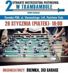 II Otwarte Mistrzostwa Piotrkowa w trambabule