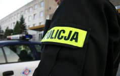 Kradzie¿ na placu budowy w Gorzkowicach