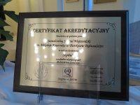 Szpital wojewódzki z certyfikatem akredytacyjnym