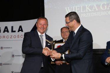 Burmistrz Wolborza Orłem Polskiego Samorządu