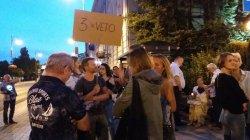 W obronie Konstytucji - kolejny protest przed s±dem [AKTUALIZACJA]