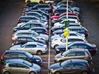 Parkowanie (prawie) na lotnisku...