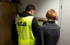 34-letnia piotrkowianka grozi³a, ¿e zdemoluje sklep