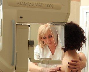 Wykonaj bezpłatne badanie mammograficzne