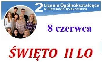 """II LO zaprasza na """"Święto Szkoły"""