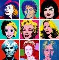 """Warsztaty """"¦ladami Andy Warhola"""""""