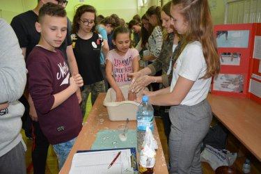 I Festiwal Naukowy w SP 16
