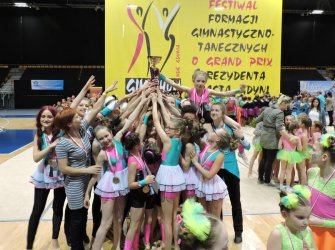 Grand Prix dla akrobatów z Jaskółczyna