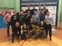 Radek Grzybicki mistrzem Polski