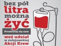 Zbiórka krwi dla ofiar wypadków drogowych