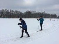 Trasa do narciarstwa biegowego ju¿ otwarta