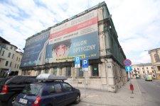 """To najwiêkszy s³up reklamowy w ¶rodkowej czê¶ci Polski. Czy """"Europa"""" ma jeszcze szansê?"""