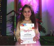 Kolejny sukces 7-letniej piotrkowianki