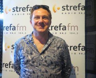 Łagodny, relaksujący, poetycki – Napiórkowski w studiu Strefy FM