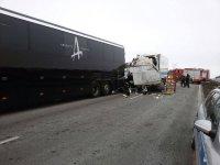 Wypadek autokaru na DK1- AKTUALIZACJA [video]