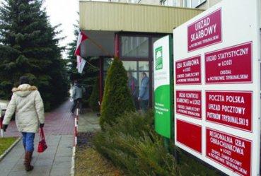 Nie będzie prądu w Urzędzie Skarbowym w Piotrkowie
