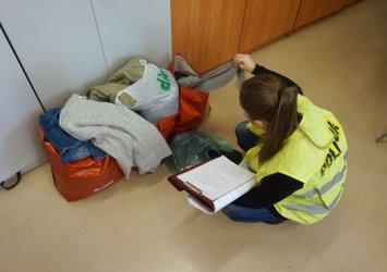 Kradli ubrania na terenie ca³ej Polski